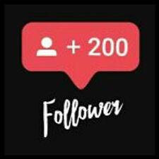 200 Follower -  Reali e attivi - Aumentiamo il tuo profilo - Social