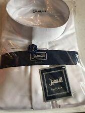 NEW Al Aseel Radium SAUDI Qamis / Thoub 64 XL White