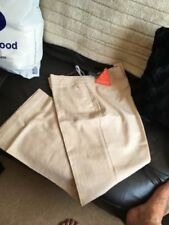 cd5d769aeb9bd7 Beige Linen Trousers for Women for sale   eBay