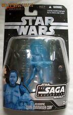 Star Wars Saga Holographic Clone Commander Cody,Darth Maul,Ki-Adi .Mundi Figures