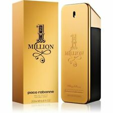 Paco Rabanne 1 Million One Million Eau De Toilette Spray 200ml