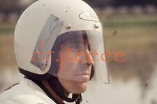 1970 AMA Mert Lawwill MOTORCYCLE RIDER - 35mm Racing Slide