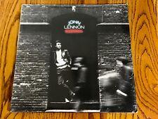 JOHN LENNON ~ ROCK N ROLL ORIGINAL FIRST PRESS APPLE LABEL PROMO LP STILL SEALED