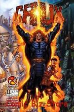 CRUX  #11 (2002) CROSSGEN COMICS