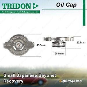 Tridon Recovery Radiator Cap for Isuzu Bighorn UBS13 25 52 55 69 D-Max TFR85