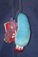 Chax-GP Gloomy Bear Arm Blue Plush Doll Keychain TAITO CGP084
