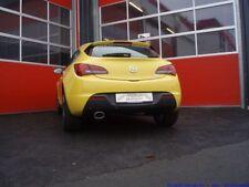 FMS Sportendschalldämpfer Edelstahl Opel Astra J GTC 3-Türer (Typ P-J, ab 11)