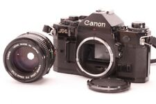 [EXC+++++] Canon A-1 35mm SLR Film Camera w/ New FD 50mm f1.4 Lens Japan #428