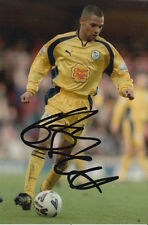 SHEFFIELD WEDNESDAY HAND SIGNED MIGUEL LLERA 6X4 PHOTO.