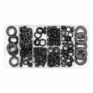 Yato Europe Rubber Ring Grommets 180 Pce Set