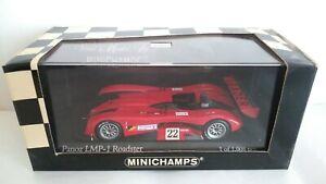 PANOZ LMP-1 ROADSTER 24H LE MANS 2002 MINICHAMPS SCALA 1/43