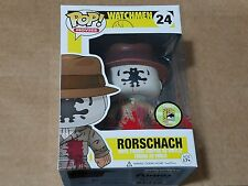 Funko Pop!  Movies Watchmen Rorschach #24 Bloody Exclusive SDCC 2013 LE 480
