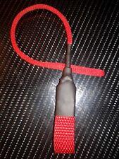VW MK4 00-05  Jetta Golf GLI GTI- Custom Hood Latch Catch release pull strap ,
