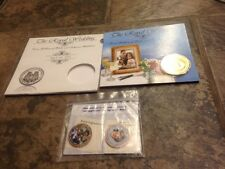 The Royal Weddings Coin Lot - 2 Colorized Princess Diana & William And Kate Wed