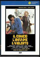 IL CINICO L'INFAME IL VIOLENTO (1977) di Umberto Lenzi - DVD EX NOLEGGIO FEDERAL