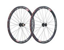 NEW Vision Metron 40 Clincher Disc 700c Carbon Aero Road Bike Wheelset FSA 11spd