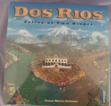 NEW SEALED DOS RIOS Mayfair Games No. 3303 Board Game Valley of Two Rivers