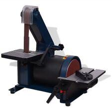 vidaXL Bandschleifer Tellerschleifmaschine Bandschleifmaschine schwenkbar 300 W
