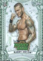 2019 Topps WWE Money in the Bank Money Cards #MC5 Randy Orton