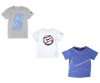 New Nike Little Boy's Graphic Print Dri-Fit T-Shirt SIZE 3T,4,5,6,7 MSRP:$18.00