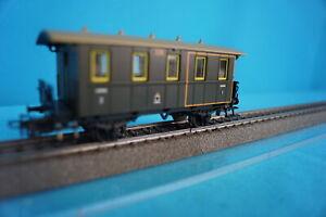 Marklin 4039-01 - 4107 - KEVP Personenwagen Green 1235