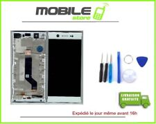 Vitre Tactile + Ecran LCD + Chassis Sony XA1 ULTRA Et G3221 G3226 Blanc + Outils