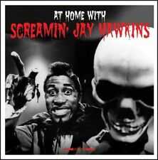 Screamin' Jay Hawkins AT HOME WITH 180g BEST OF 12 SONGS Essential NEW VINYL LP
