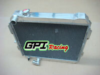 3Row Aluminum Radiator for HILUX LN85 LN86 2.8L Diesel Manual 1988-1995 89 90 91