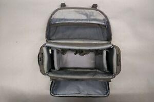 Black Camera Bag No Strap