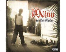 CD ILL NINO one nation underground EX+   (B0736)