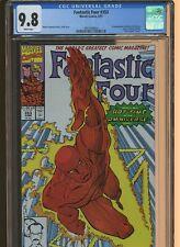 Fantastic Four 353 CGC 9.8 | Marvel 1991 | 1st Mobius M. Mobius. Walter Simonson