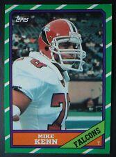 NFL 366 Mike Kenn Atlanta Falcons Topps 1986