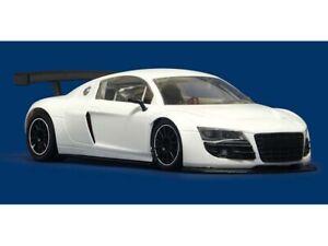 Audi R8 Blanc Body Kit Aw New King Evo3 ! Slot Voiture Model NSR