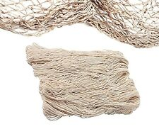 Natural Fish Net Party Decorations for Pirate Party, Hawaiian Party, ETC.