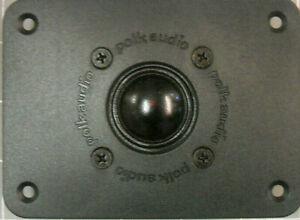 ORIGINAL Polk Audio RD0194-1 SL2000 Tweeter for SDA, RTA, Monitor, BRAND NEW!