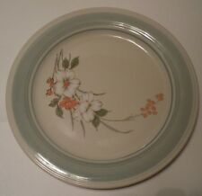 Riverside Bread & Butter Plate By Daniele Impressions Stoneware Japan Floral (O)