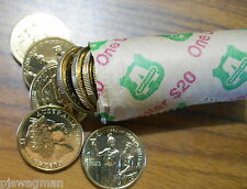 "2003 $1 "" SUFFRAGE "" One Dollar Uncirculated EX Mint Roll VERY SCARCE"