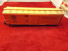 OLD VTG MODEL RAILROAD AMERICAN FLYER ILLINOIS CENTRAL VENTILATED REFRIGERATOR