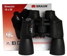 Braun 16x50 Fernglas inkl. Tasche v. Fachhändler  zum Hammpreis ****