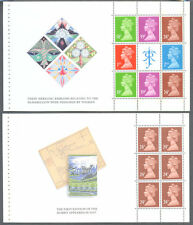 Great Britain-Lord of the Rings-Tolkien-Hobbit set of 4 panes mnh