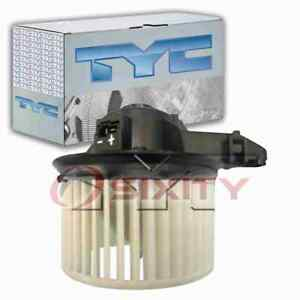 TYC Front HVAC Blower Motor for 2008-2012 Ford Escape Heating Air wl