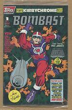 Jack Kirby Assorted Comics - Lot of 4 - Topps Comics - 1993 - (Grade 9.4) Wh