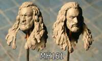 "MH161 Custom Cast Male head for use with 3.75"" GI Joe Star Wars Marvel figures"