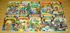 Jack Kirby's Captain Victory #1-13 VF/NM complete series + special - pacific set