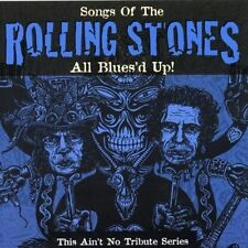 All BLUESD up Songs of The Rolling Stones / Var 015095778123 by Various CD