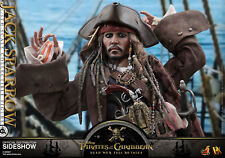 JACK SPARROW Hot Toys 1:6 Disney POTC: Dead Men Tell No Tales_903044_DX15 SEALED