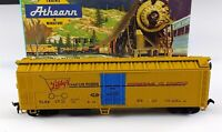 Athearn 1625 Libby Foods 50' Plug Door Reefer Box Car TLDX 37 HO Scale