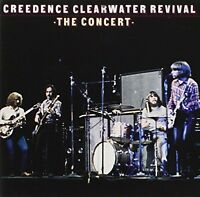 Creedence Clearwater Revival - The Concert [CD]