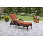 Azalea Ridge Outdoor Chaise Lounge Garden All-weather Wicker Patio Furniture Ne
