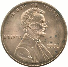 UNITED STATES / 2006 1 CENT / LINCOLN / COLLECTIBLE     #WT17351
